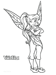Tooth Fairy Coloring Pages Printable Tale Pdf Winx To Print Fairies Full Size