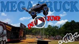 INSANE SAIL MEGA MUD TRUCK JUMP – Speed Society