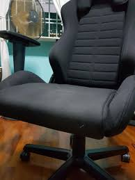 Dxracer Gaming Chair, Furniture, Tables & Chairs On Carousell Dxracer Office Chairs Ohfh00no Gaming Chair Racing Usa Formula Series Ohfd101nr Computer Ergonomic Design Swivel Tilt Recline Adjustable With Lock King Black Orange Ohks06no Drifting Ohdm61nwe Xiaomi Ergonomics Lounge Footrest Set Dxracer Recling Folding Rotating Lift Steal Authentic Dxracer Fniture Tables Office Chairs Ohks11ng Fnatic Shop Ohks06nb Online In Riyadh Ohfh08nb And Gcd02ns2 Amazoncouk Computers Chair Desk Seat Free Five Of The Best Bcgb Esports