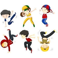 Hip Hop Dance Pictures Clip Art Awesome Costume Couple Rh Hatobuilico Com Preschool Lunchtime Circle Time