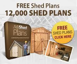 download shed plans