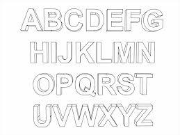Unique Alphabet Coloring Pages Az Inspirational