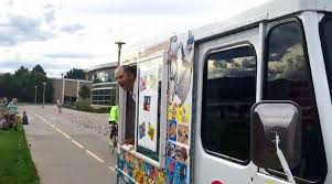 100 Big Worm Ice Cream Truck Colorado State Coach Surprises Players By Showing Up In An Ice Cream
