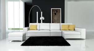 canapé d angle en cuir avec pouf et siege amovible modèle cole