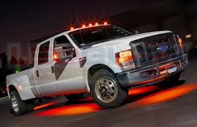 LED Truck Light Kits for Tailgate Underbody and Truck Bed