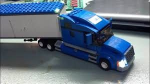 100 Lego Toysrus Truck LEGO City 7848 Toys RUs With LEDS And IR Remote YouTube