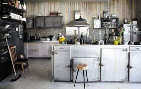 cuisines style industriel cuisine au style industriel les 8 détails qui changent tout