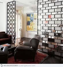 Red Black And Brown Living Room Ideas by Design Living Room Divider Ideas Features Black Leather Armchairs