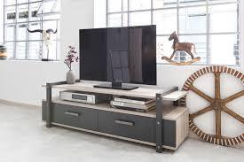 newroom lowboard â robinâ eiche sorrento tv board vintage industrial tv lowboard highboard anrichte wohnzimmer schlafzimmer kaufen tv
