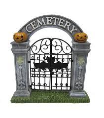 Pumpkin Stencil Maker by Maker U0027s Halloween Littles Cemetery Gate Joann