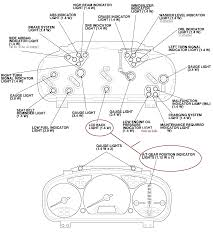 Malfunction Indicator Lamp Honda Odyssey by I Have A 2001 Honda Accord Accord Ex Sedan The Light On My