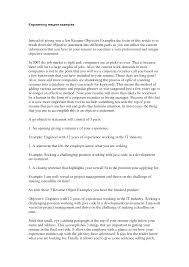 Great Objective Statements For Resume   Resume Template 9 Objective For Software Engineer Resume Resume Samples Sample Engineer New Mechanical Eeering Objective Inventions Of Spring Examples Students Professional Software Format Fresh Graduates Onepage Career Testing 5 Cv Theorynpractice A Good Speech Writing Ceos Online Pr Strong Civil Example Guide Genius For Fresher Techomputer Science