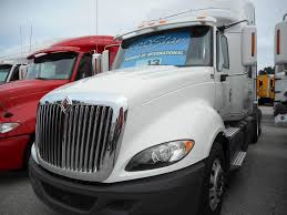 2015 International ProStar+ (Plus) Sleeper Semi Truck For Sale ...