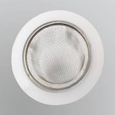 Mesh Sink Strainer With Stopper by Essential Home Universal Sink Stopper Strainer
