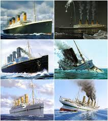 Rms Olympic Sinking U Boat by Rivals Sisters Victims By Freelancer1912 On Deviantart