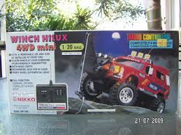 99962: Nikko From Rayman011 Showroom, Winch Hilux 4WD Mini - Tamiya ... Rc Rock Climbing Car Winch Remote Controller Receiver For 110 Axial 2500 Lbs Atvutility Electric With Wireless Control Rc4wd Scale Warn 95cti Towerhobbiescom Land Rover Fender Camel Trophy 4x4 W Winch Flickr Automatic Simulated Crawler System For Traction Scx10 Extention Recovery Kit Heyok Performance Ready Wservo Heyrw1 Shield Narrow Bumper Silver By Ssd Ssd00141 20a High Pssure Waterproof Esc Clearance Issue Hidden Winch Mount Ford F150 Forum