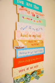 Romantic Handmade Wall Plaque