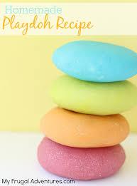 Pumpkin Spice Jello Playdough by How To Make Homemade Playdoh My Frugal Adventures