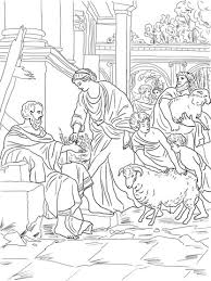Job Story Coloring Pages