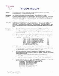 New Physical Therapy Resume Examples Awesome Therapist Mental Health Counselor