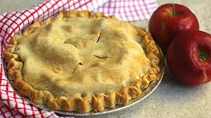 Apple Pie And Two Apples