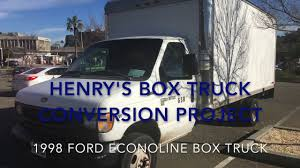 Henrys Box Truck Conversion - Intro Video #1 - YouTube Box Truck Rv Camper Cversion 1 Pinterest 16 Gorgeous Van Vanchitecture Dreamsideout 15 Why I Converted A Uhaul Box Van Youtube My Taj Masmall Like To Build Stuff Page 2 Cedars Farm Horse Unique Campers Tiny House Outdoors Ideas Old Converted Into Traveling Tour Of Self Built Truck Campermotorhome Isuzu Npr Nqr The Most Amazing Luton Weve Ever Seen United Association Big Mass Festival