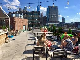 Top 5 New NYC Rooftop Bars | Gourmadela Rooftop Lounge In Nyc Home Porn Pinterest Top 10 Bars Elegrans Real Estate Blog Magic Hour Bar Lounge New York City View Luxury Park Avenue Hotel Gansevoort 18 Ink48 With Mhattan Skyline Behind Bars The Best Rooftop Die Besten Rooftopbars Von Echte Insidertipps 6 To Visit This Summer Refinery In Good Company Best Outdoor Drking Patio Travel Leisure