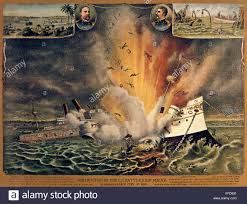 Pictures Of The Uss Maine Sinking by Cuba U S S Maine 1898 Ndestruction Of The U S Battleship