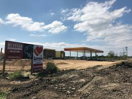 100 Pilot Truck Stop Store Loves Making Progress On Truck Stop News Holland Sentinel