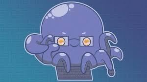 Card 4 Of 5Artwork Greg The Octopus