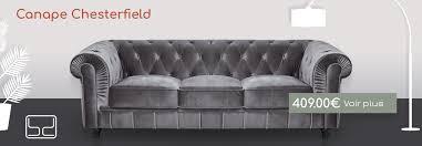 canapé anglais deco vente de canapé mobilier et meubles anglais