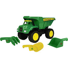 Tomy John Deere 15 In. Big Scoop Dump Truck With Sand Tools | Cars ... 116th Big Farm John Deere Ram 3500 Dually With Skidloader And 5th Hot Wheels Track Trucks Assorted Big W Pertaing To Interesting Handmade Wooden Toy Truck From The Superbig Super Mack Set The Top 15 Coolest Garbage Toys For Sale In 2017 Which Is 13 For Little Tikes Amazoncom Mega Bloks Cat 3 1 Ride On Dump Games Corgi Suphaulers Collection Youtube 8 Best Cars Kids To Buy In 2018 Kratos Multicolour Wheel Savage Safari With Bruder Unboxing Jcb Backhoe