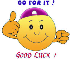 28 Collection Of Smiley Good Luck Clipart