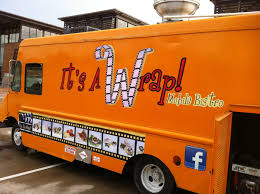 Houston Food Truck Reviews: It's A Wrap - Bollywood And My Big Fat Greek