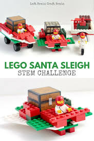 100 Build A Truck Game LEGO Ideas Challenge The Kids To A LEGO Santa Sleigh