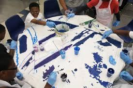 Philadelphia Mural Arts Program Jobs by Mural Arts Program Hosts First Community Paint Day Al Día News