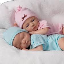 My First Doll Twin Stroller Cutest Heart Design Doll Twins