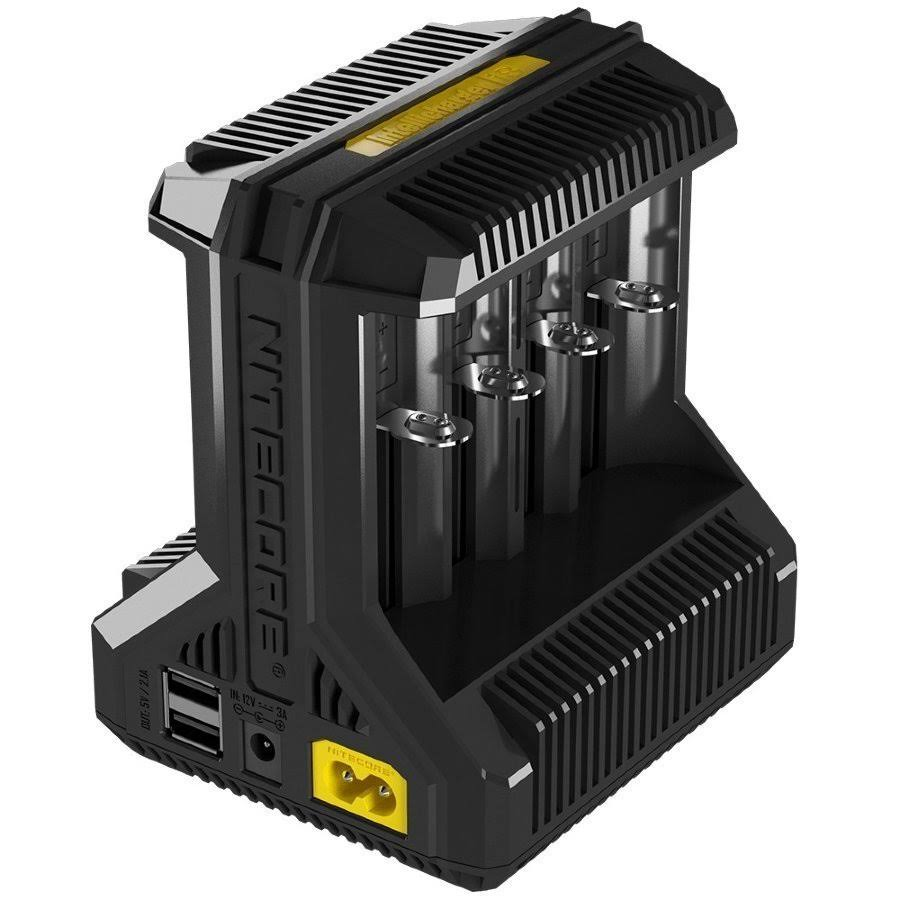 Nitecore i8 - 8 Bay Battery Charger