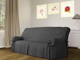couvre canapé 3 places donnez une seconde vie à canapé avec une housse déco