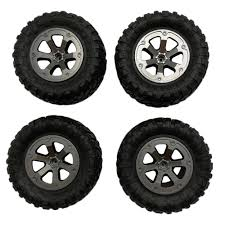 4pcs Upgrade Track Wheels Spare Parts For 1/16 WPL B14 C24 Military ...