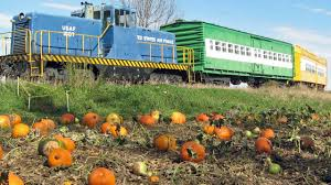 Pumpkin Patch Milwaukee by Spooktacular Trains Catch A Halloween Train Ride