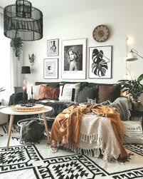moderne boho wohnzimmer home style