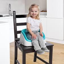 amazon com ingenuity smartclean toddler booster aqua baby
