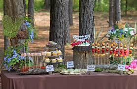 Disney Fairy Garden Decor by Fairy Garden Birthday Party Home Party Ideas