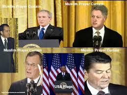 muslim prayer curtain facepalm