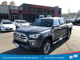 2018 Toyota Tacoma Limited V6 Double Cab - Burnaby $46,985 ... 2014 Toyota Tundra 4wd Truck Vehicles For Sale In Lynchburg 2015 Tacoma Lease Alburque 2018 Leasing Tracy Ca A New Specials Near Davie Fl The Best Deals On New Cars All Under 200 A Month Dealership For Wilson Nc Hubert Vester Leasebusters Canadas 1 Takeover Pioneers Hilux Double Cab Lease Httpautotrascom Auto Pickup Offers Car Clo Sudbury On Platinum Automatic Vs Buy Trucks Suvs In Charleston Sc 1920 Specs