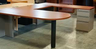 Knoll modular U desk $799