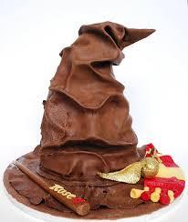 sorting hat cake harry potter birthday cake harry potter