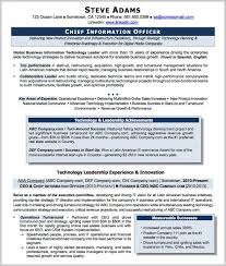 Ceo Resume Sample 209946 Executive Assistant To