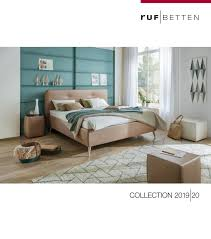 ruf betten collection 2019 2020 by perspektive